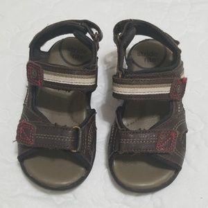 Children's boys sandals size 7.5 M (US)